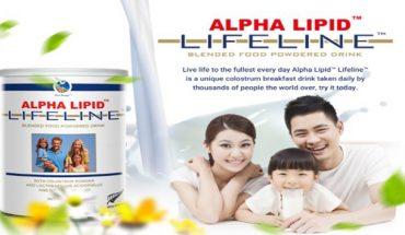 Chọn sữa non alpha lipid cho gia đình