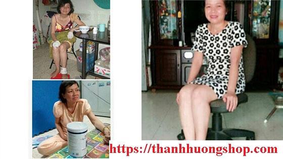Chị Hoàng Thị Sâm ở Thủ Đức – Hồ Chí Minh