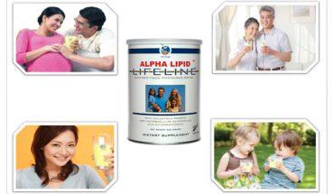 Sữa non alpha lipid cho sức khỏe mọi người