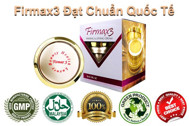 firmax3 đạt giải thưởng quốc tế
