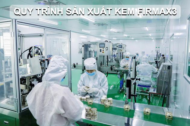 quy trình sản xuất firmax3